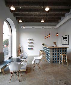 Galería de OD Blow Dry Bar / SNKH Architectural Studio - 5