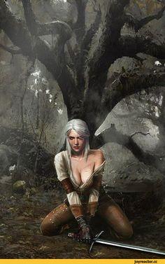 Witcher,Ciri