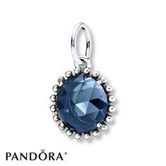 Pandora Pendant Midnight Star Sterling Silver