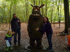 gruffalo Thorndon park Essex