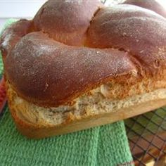 Cardamom Bread Recipe on Yummly