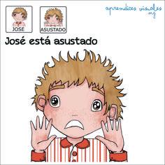 Jose esta asustado_Aprendices Visuales