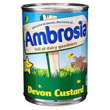 Ambrosia Custard (400g)