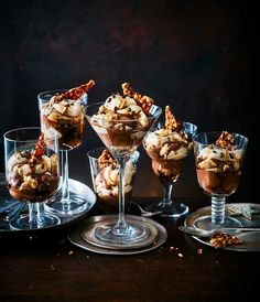 Best Dinner Party Recipes, Dinner Party Desserts, Dinner Parties, Bbc Good Food Recipes, Sweet Recipes, Cooking Recipes, Chef Recipes, Sainsburys Recipes, Delicious Desserts