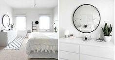 Cómo conseguir un dormitorio de estilo nórdico