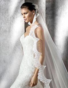 ZULIA, Wedding Dress #rosaygris