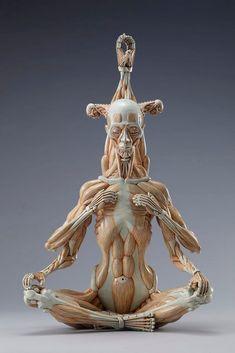 Masao Kinoshita's Sculptures Play With Exaggerated Anatomy | Hi-Fructose Magazine
