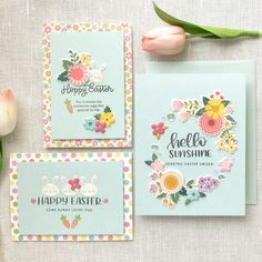 Simon Says Stamp | LIMITED EDITION (Easter) Hopping Along Card Kit