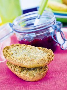 #panecillos para untar con mermelada, quesos o lo que te apetezca..