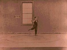 maudit Buster Keaton - The Garage