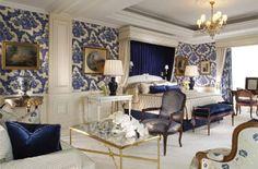George V suite in Four Seasons, Paris
