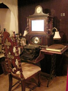 Steampunk PC Workstation! Geiler Scheiss.