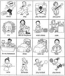 action verbs in english - Pesquisa Google