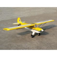 Cristen Husky 4 Channel Nitro Radio Control Airplane Kit