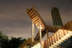 Endless Stair opens at Tate Modern #architecture