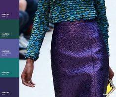 ULTRA VIOLET - Pantone 2018 - Fashion color inspiration #ultraviolet