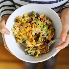 Broccoli and chicken casserole
