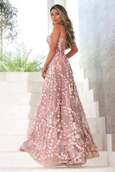 Prom Dresses 2018, Formal Dresses, Wedding Dresses, Amelia, Piercing, Rose, Wedding Inspiration, Photo And Video, Pink