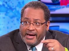 """Fireworks: Michael Eric Dyson vs. GOP Consultant on Trump's """"White Racist Supremacist Nationalism""""  RealClearPolitics http://ift.tt/28Ziw8x"""