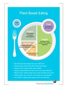 "Precision Nutrition's ""My Plate"" | Certification | Precision Nutrition"