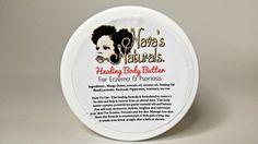 Healing Body Butter (Nut-Free)