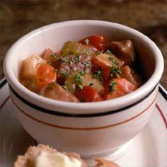 Homestyle Pork & Vegetable Stew Recipe from Land O'Lakes