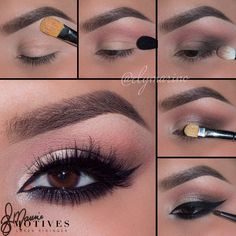 Happy Sunday! Let's start this day with another breathtaking look by elymarino Using all Motives!
