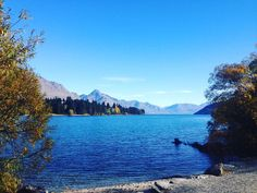 Another fall stunner in Queenstown. #newzealand #Queenstown