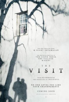 The Visit (2015)   Watch the Trailer!/M. Night Shyamalan Movie/