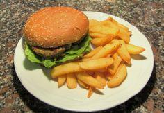 Pesto Recipe, Tuna, Hamburger, Homemade, Ethnic Recipes, Blog, Hamburgers, Home Made, Burgers