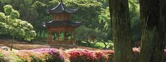 The Lodge at Koele, Lana'i - beautiful gardens