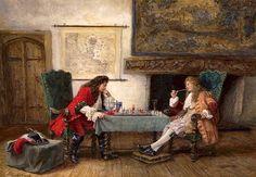 Bennett, Frank Moss (b,1874)- Mate in Two, 1906 -2b