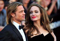 Armario de Noticias: Angelina Jolie le pide el divorcio a Brad Pitt
