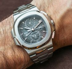 Patek Philippe 5990/1A (5990) Nautilus Steel Watch Hands-On