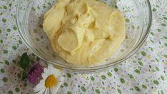 Lag din egen vegetabilske vaniljekrem!