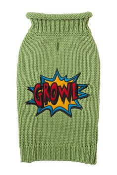 2abf52852 Comic Rollneck  dogs  style  winter  sweater  fashion www