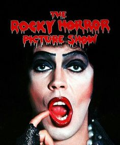 Rocky Horror Picture Show....just a jump to the left......... We would go to he midnight movies a couple times a month to see this or Heavy Metal.
