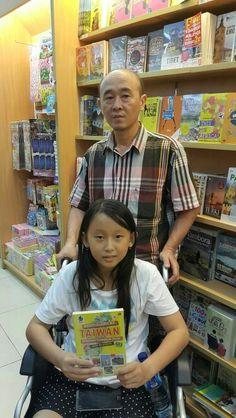 #Setiap #Hal #yang #Kurang #Baik #akan #Selalu #di #Ikuti #dengan #Hal Baik ㄟ( ̄▽ ̄ㄟ)  相信 自己 會 經過 的。。加油 加油 ↖(^ω^)↗  #Buku #Bertualang_Ke_Taiwan #BKT #Terbitan #Gramedia #Rp 55.000