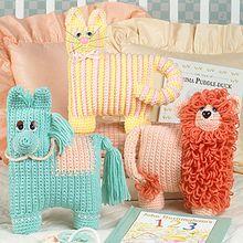 Even More Musical Pillows Crochet