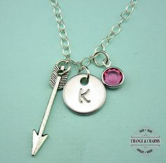bdbde6066edb 55 Best Custom Sterling Silver Charm Necklaces images