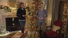 Lisa Robertson #qvc Christmas - home tour