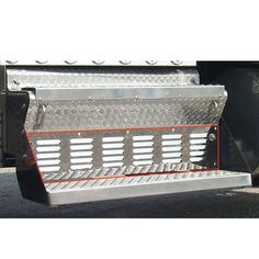 Kenworth 39.5 Louvered Battery Box Cover