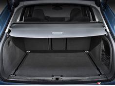 B8 Audi A4 Avant Trunk