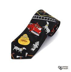 Fireman Tie