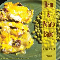 Ham and Potato Bake with sweetteatraditions