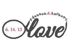 Infinity Love Cross Stitch Pattern Personalized with Names and Date Red and Black Modern Wedding Cross Stitch
