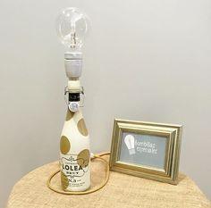 Lámpara botella Lolea