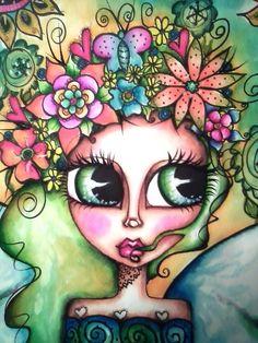 Dream Fairy - Close Up