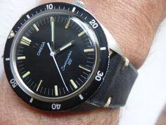 OMEGA Seamaster 120                                                                                                                                                                                 More