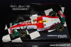 Olivier Beretta, Larrouse Ford LH94